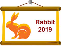 Rabbit Horoscope 2019: Chinese Zodiac Rabbit Luck Predictions