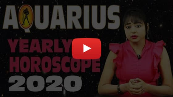Aquarius Rashi 2020 Video Thumbnail