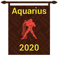 Aquarius Horoscope 2020