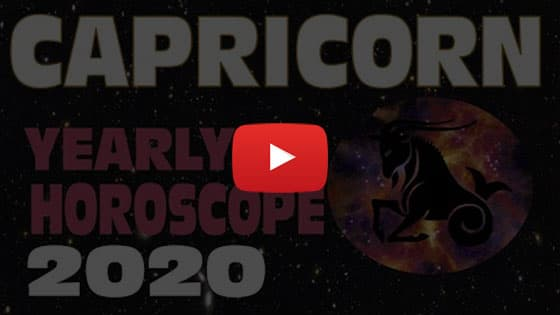 Capricorn Rashi 2020 Video Thumbnail