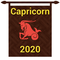 Capricorn Horoscope 2020