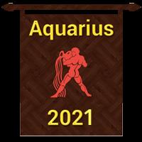 Horóscopo Aquário 2021