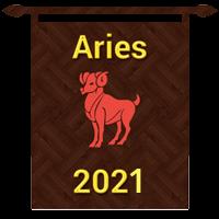 Horóscopo de Áries 2021