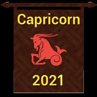 Horóscopo Capricórnio 2021