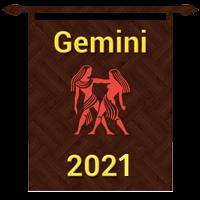 Horóscopo Gêmeos 2021