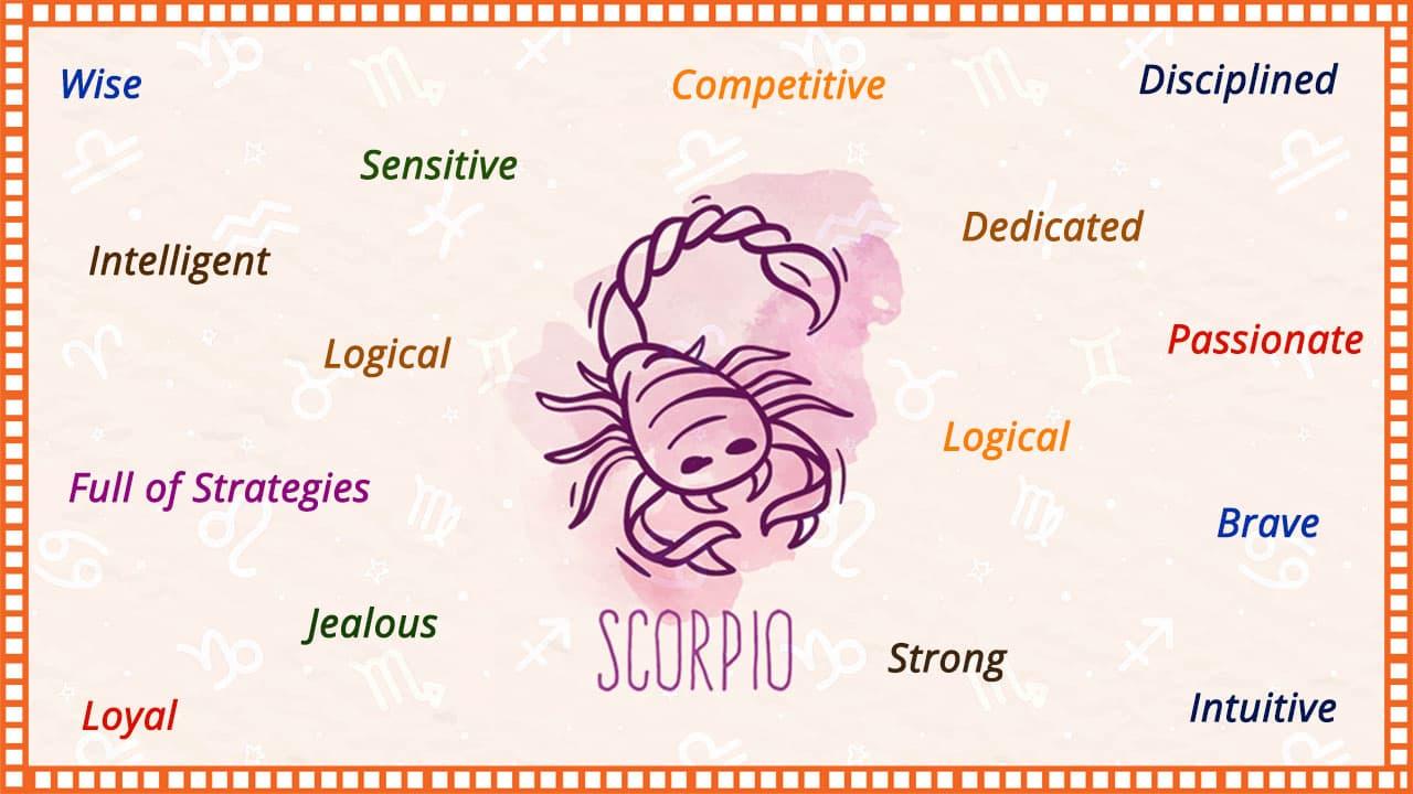 And scorpio scorpio Scorpio and