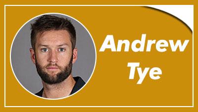 Andrew Tye