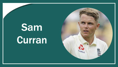 Sam Curran