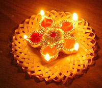 Diwali is the festival of lights