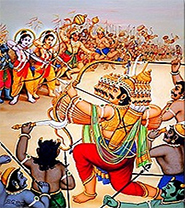 Vijaya Dashami 2017 will be celebrated as the end of battle between Lord Rama and Ravana.