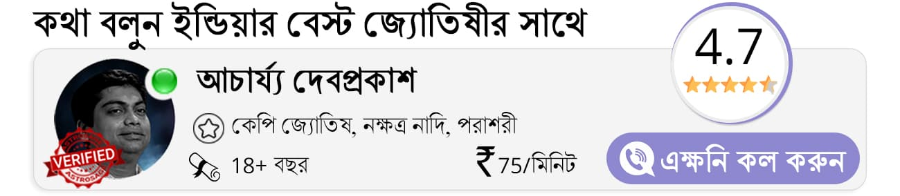 Astrologer Sunil Barmola