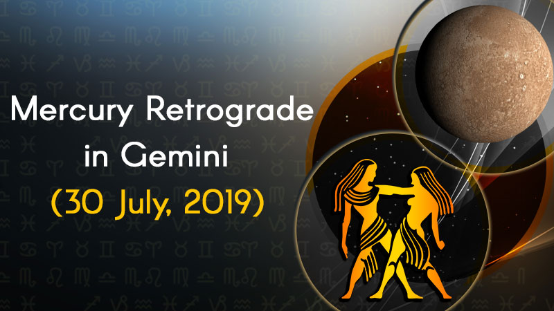 Mercury Retrograde in Gemini