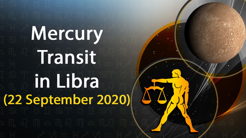 Mercury Transit in Libra