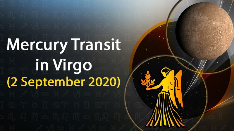 Mercury Transit in Virgo