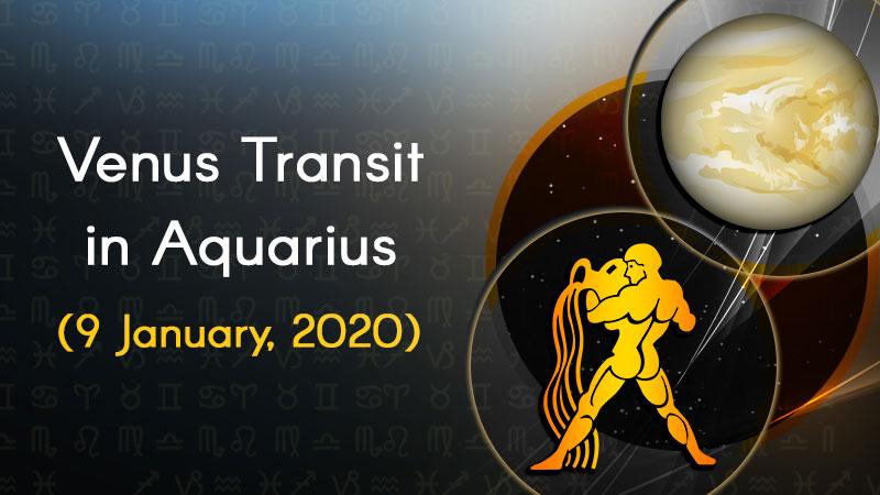 Venus In Aquarius Vedic Astrology