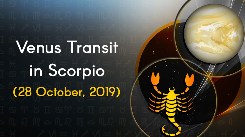 scorpio weekly horoscope 28 october 2019