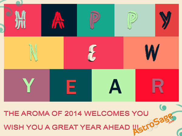 Newyear 2014 Greetings