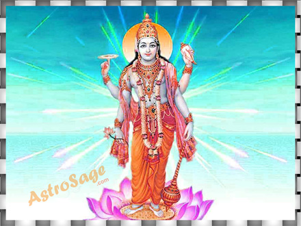 Free Lord Vishnu Wallpapers