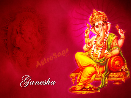 Wallpapers of Ganesh