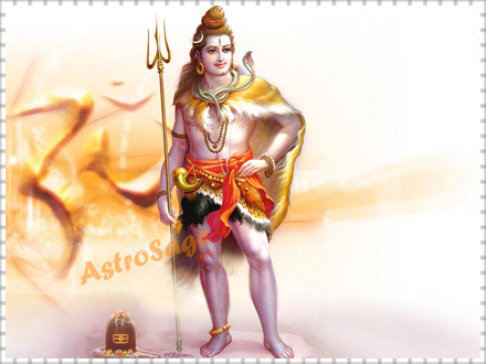 Free Wallpapers of God Shiva