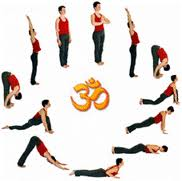 All about of suryanamaskar